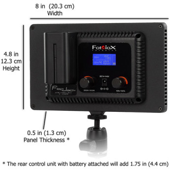 Fotodiox led c 208 as 6
