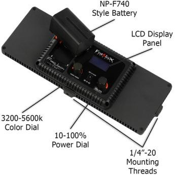 Fotodiox led c 218 as 4