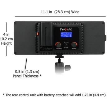 Fotodiox led c 218 as 5