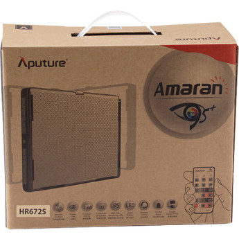 Aputure hr672s 8