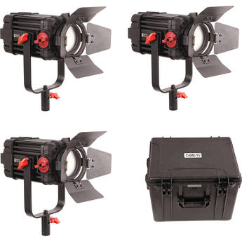 Came tv f 100s 3kit 1