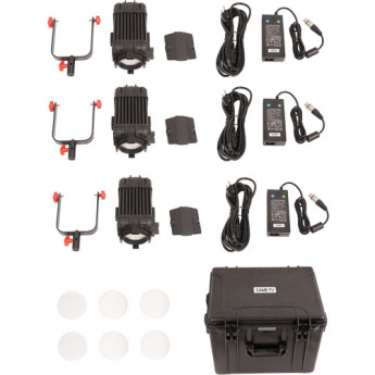 Came tv f 100s 3kit 2