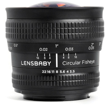 Lensbaby lbcfes 2