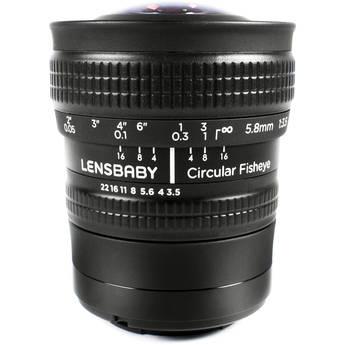 Lensbaby lbcfex 1