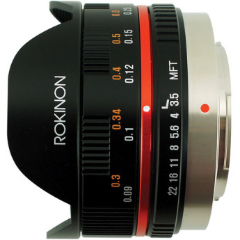 Rokinon fe75mft b 3