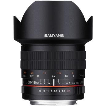 Samyang sy10m nx 4
