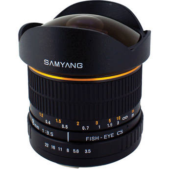 Samyang sy8m o 1