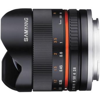 Samyang sy8mbk28 nx 3