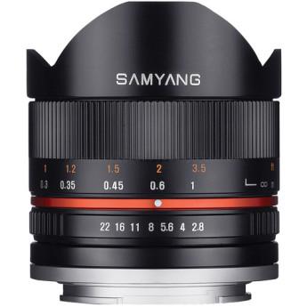 Samyang sy8mbk28 nx 4