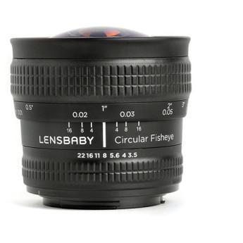 Lensbaby lbcfef 2