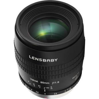 Lensbaby lbv85f 2