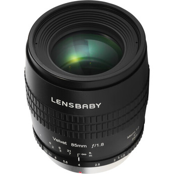 Lensbaby lbv85m 2
