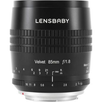 Lensbaby lbv85n 1