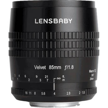 Lensbaby lbv85p 1