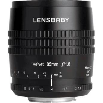 Lensbaby lbv85s 1