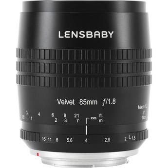 Lensbaby lbv85x 1