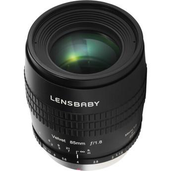 Lensbaby lbv85x 2