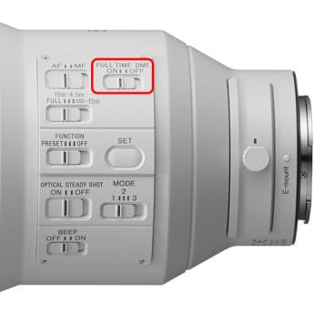 Sony sel600f40gm 14