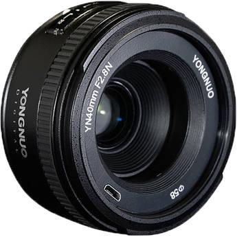 Yongnuo yn40mm f2 8 n 1