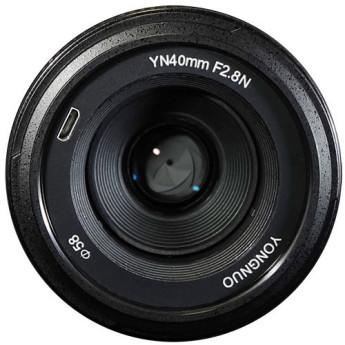 Yongnuo yn40mm f2 8 n 2