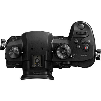 Panasonic dc gh5kbody 6