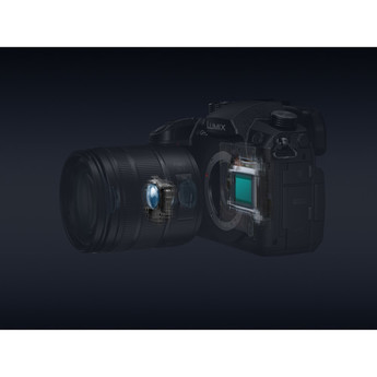 Panasonic dc gh5kbody 8