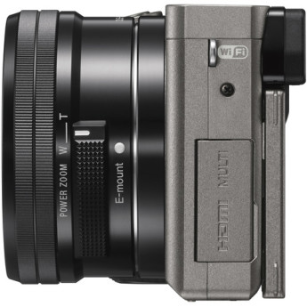 Sony ilce6000l h 5