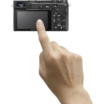 Sony ilce6100l b 11