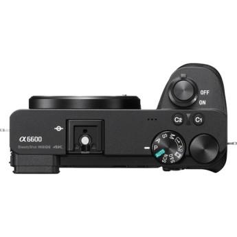 Sony ilce6600 b 6