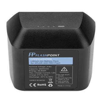 Flashpoint xplor 400prob ttl 38
