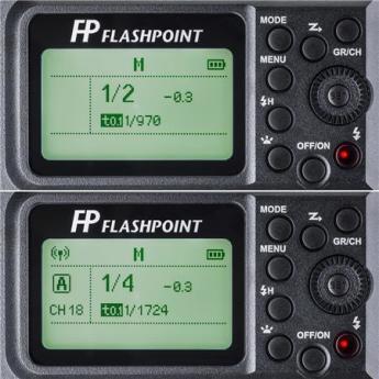 Flashpoint xplor 600b f 11