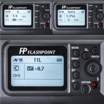 Flashpoint xplor 600b ttl c 12