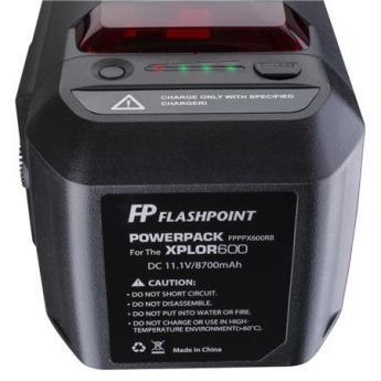 Flashpoint xplor 600b ttl c 16
