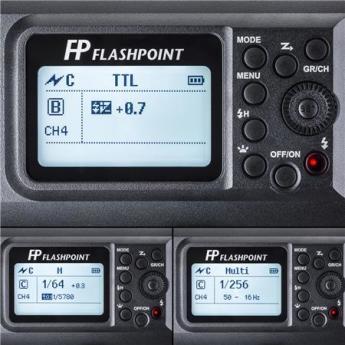 Flashpoint xplor 600b ttl 10