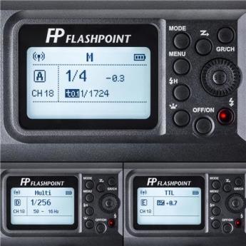 Flashpoint xplor 600b ttl 12
