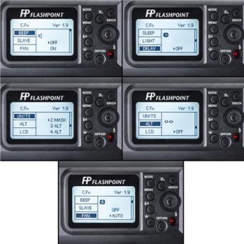 Flashpoint xplor 600b ttl 13