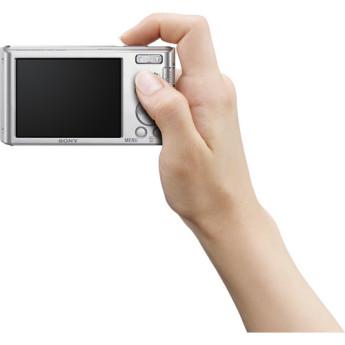 Sony dsc w830 6
