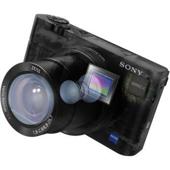 Sony dsc rx100m4 9