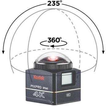 Kodak sp360 4k bk3 3