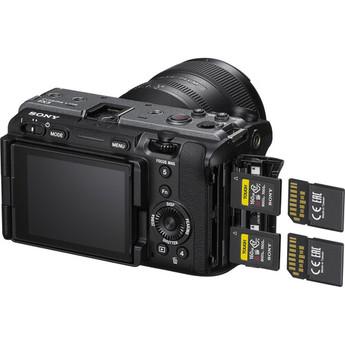 Sony ilme fx3 16