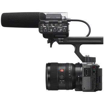 Sony ilme fx3 18