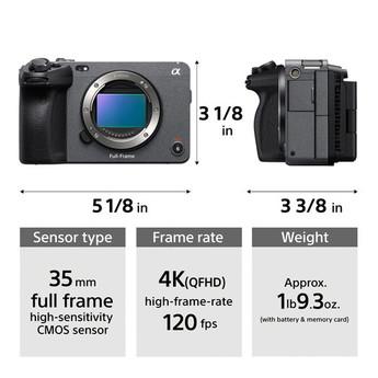 Sony ilme fx3 20