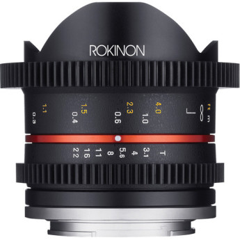 Rokinon cv8mbk31 fx 3