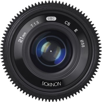 Rokinon cv21m fx 9