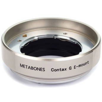 Metabones mb cg e gd2 1