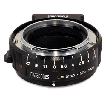 Metabones mb cx m43 bm1 3