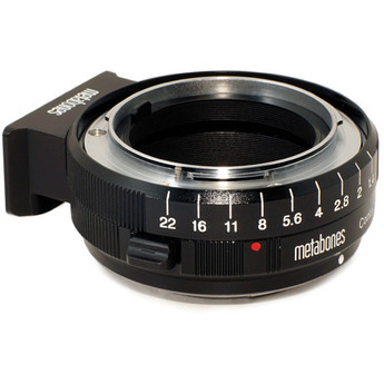 Metabones mb cx m43 bm1 4