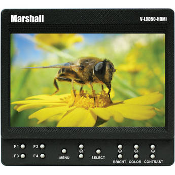 Marshall electronics v lcd50 hdi 1