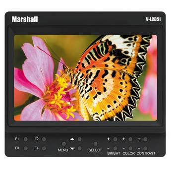Marshall electronics v lcd51 cm 1