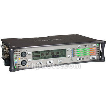 Sound devices 744t 1